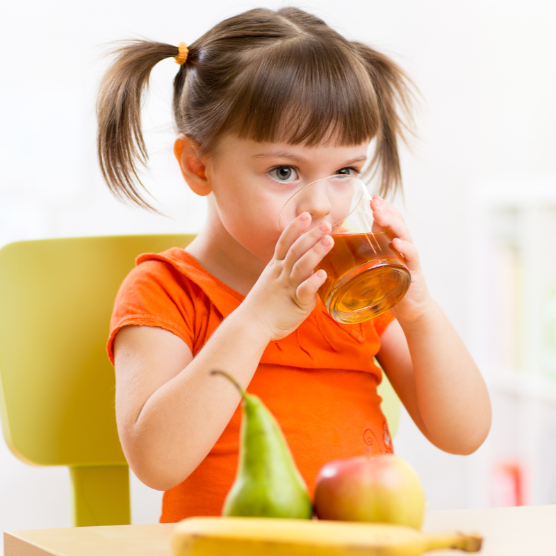 child-with-juice-in-south-pasadena-ca