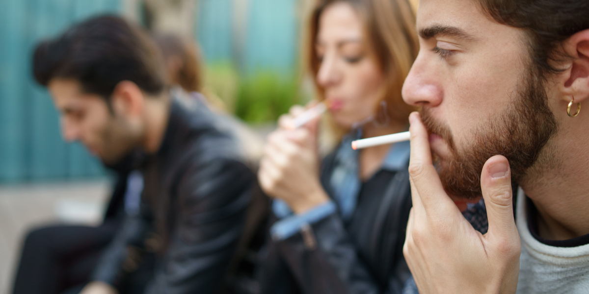 Cigarettes' Effects On Your Teeth In South Pasadena